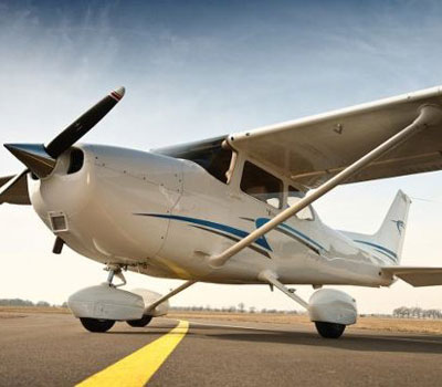 Learn To Fly Our Cessna 172 Aircraft