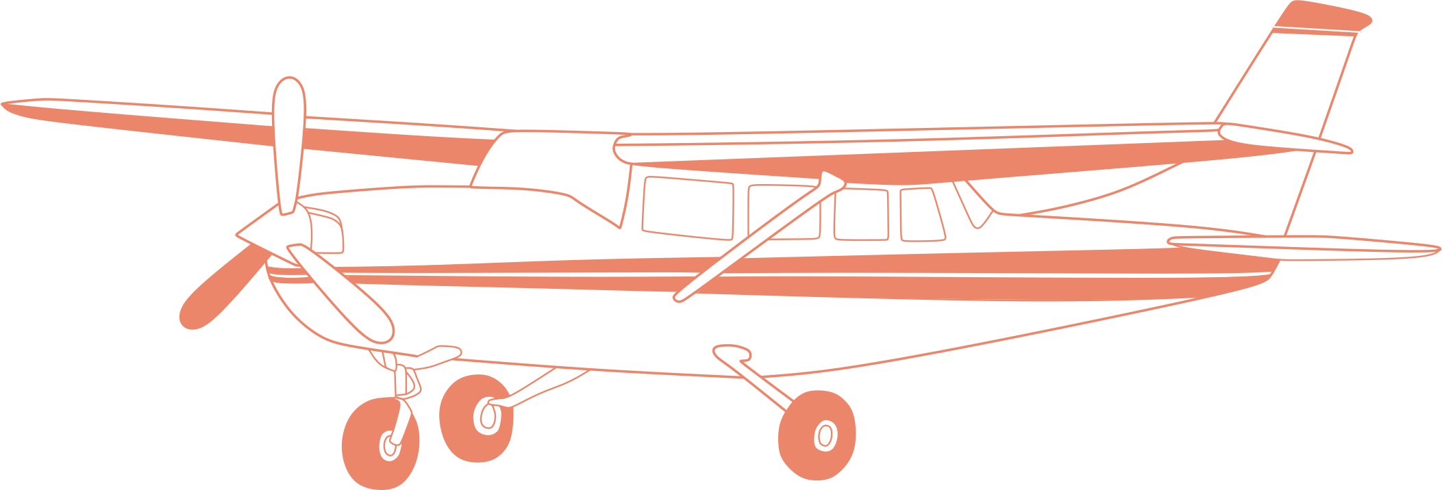 Learn To Fly Our Cessna 207 Aircraft
